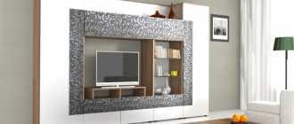Стенка в гостиную: красивые и современные угловые и прямые стенки для гостинной (115 фото и видео)