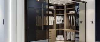 Советы и рекомендации по обустройству гардеробной