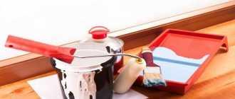 Чем разбавить водоэмульсионную краску для улучшения адгезии (сцепления)?