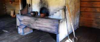 Столько замечательных функций в одном устройстве! Русская печь с лежанкой, изготовление своими руками