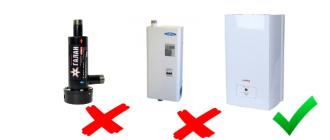 Электрокотел для отопления дома: какой выбрать для площади в 100 квадратных метров