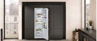 Советы по выбору однокамерного холодильника