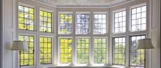 Шпросы и фальшпереплеты для ПВХ-окна: функции и особенности