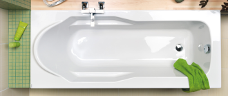 Толщина акриловой ванны какая должна быть