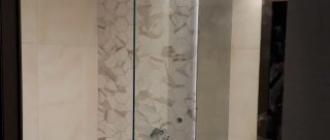 Шторки (ширмы) для ванной купить в Москве, шторка на ванну с доставкой и установкой в интернет-магазине Душевой